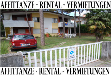 Apartments in Lignano